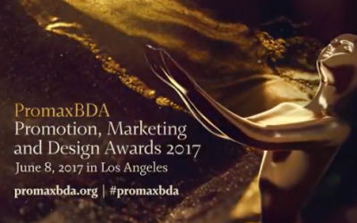 PromaxBDA Marketing Team of the Year Finalist