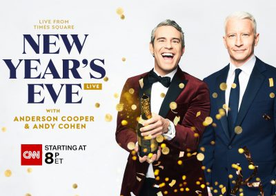 CNN New Year's Eve