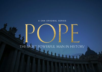 Pope: The Most Powerful Man In History