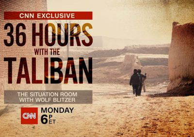 36 Hours With the Taliban