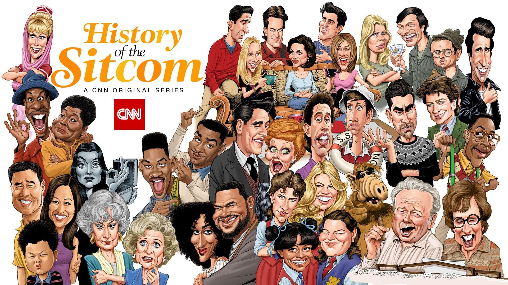 History of the Sitcom | CNN Creative Marketing